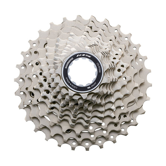 Bicycle Components & Parts Trend Mark Shimano Cs-5700 105 10-speed Cassette 11-28t Cassettes, Freewheels & Cogs