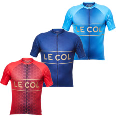 Le Col Sport Short Sleeve Jersey
