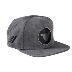 Black Sheep Cycling Emblem Flatbrim Snapback Cap