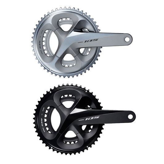 3cb9d78ee97 Shimano 105 R7000 Double Chainset - HollowTech II 53/39 | Sigma Sports