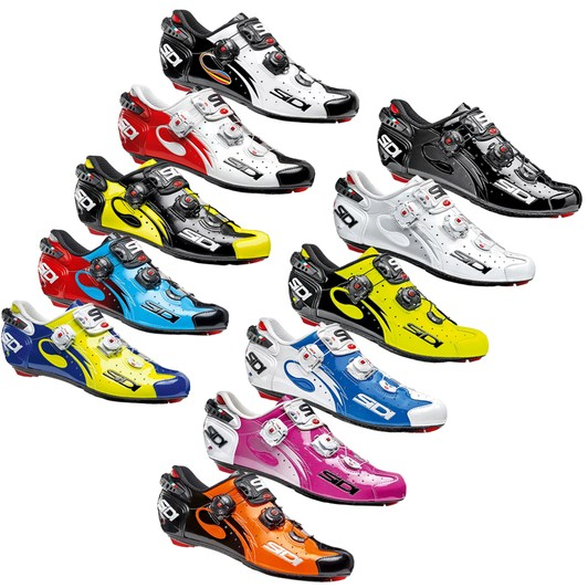 fa57ae8f0300b0 Sidi Wire Carbon Vernice Shoes   Sigma Sports