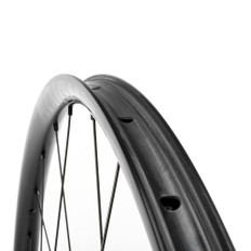 Knight Composites 29R Race Rear Carbon Clincher Tubeless Wheel