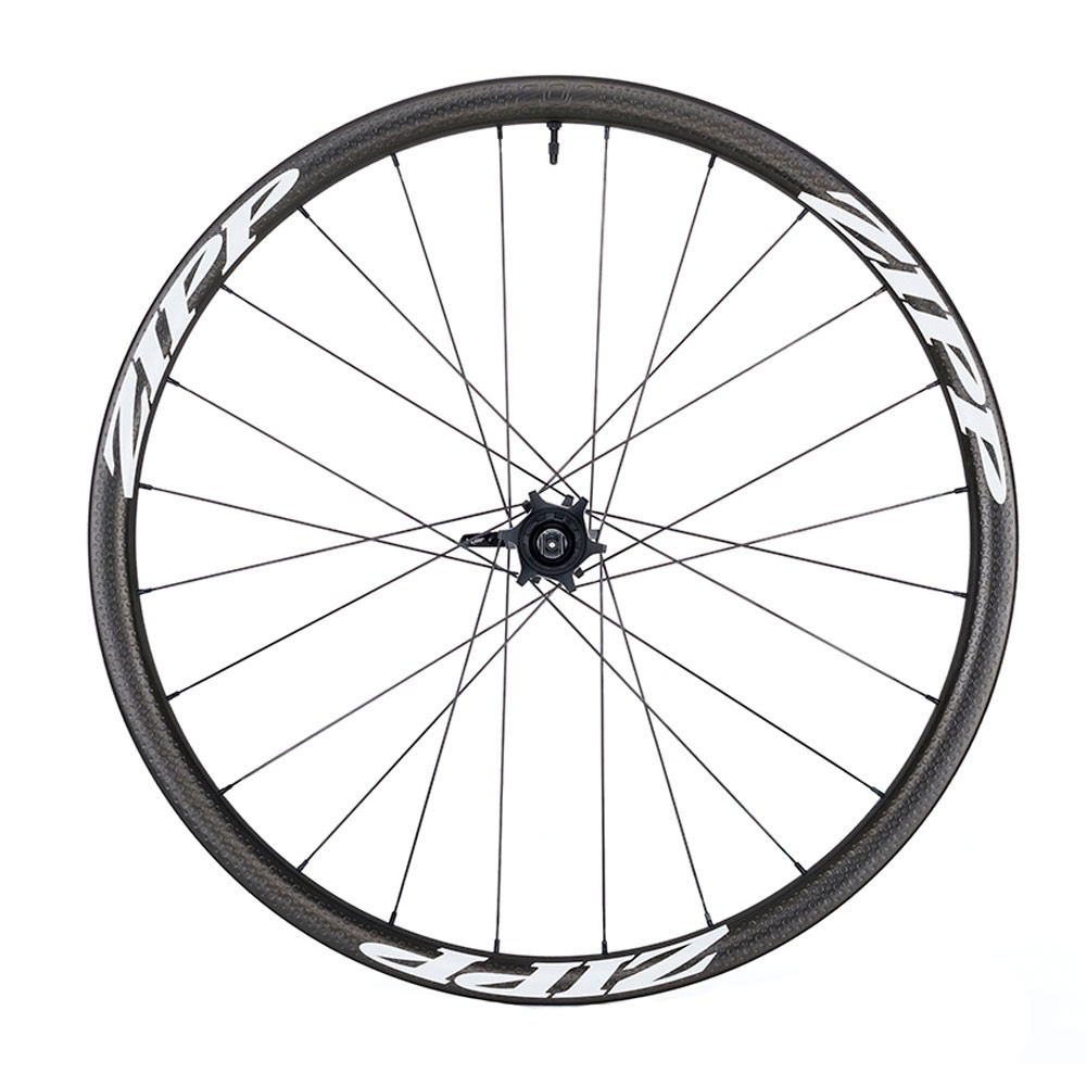 Zipp 202 Carbon Tubeless 6-Bolt Disc Rear Clincher Wheel 2019