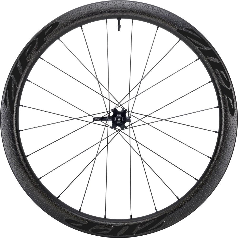 Zipp 303 Carbon Clincher Tubeless 6-Bolt Disc Brake Rear Wheel