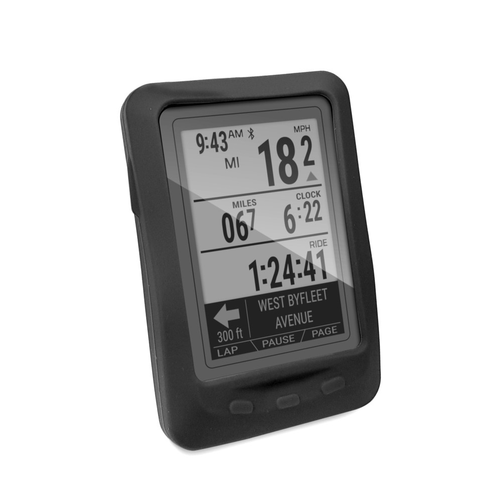 Tuff-Luv Silicone Case For Wahoo ELEMNT GPS