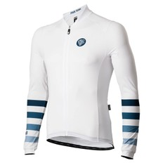Attaquer All Day Faded Stripes Long Sleeve Jersey