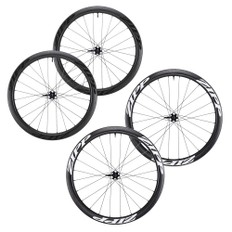 Zipp 303 Firecrest Carbon Clincher Tubeless Disc Brake Wheelset