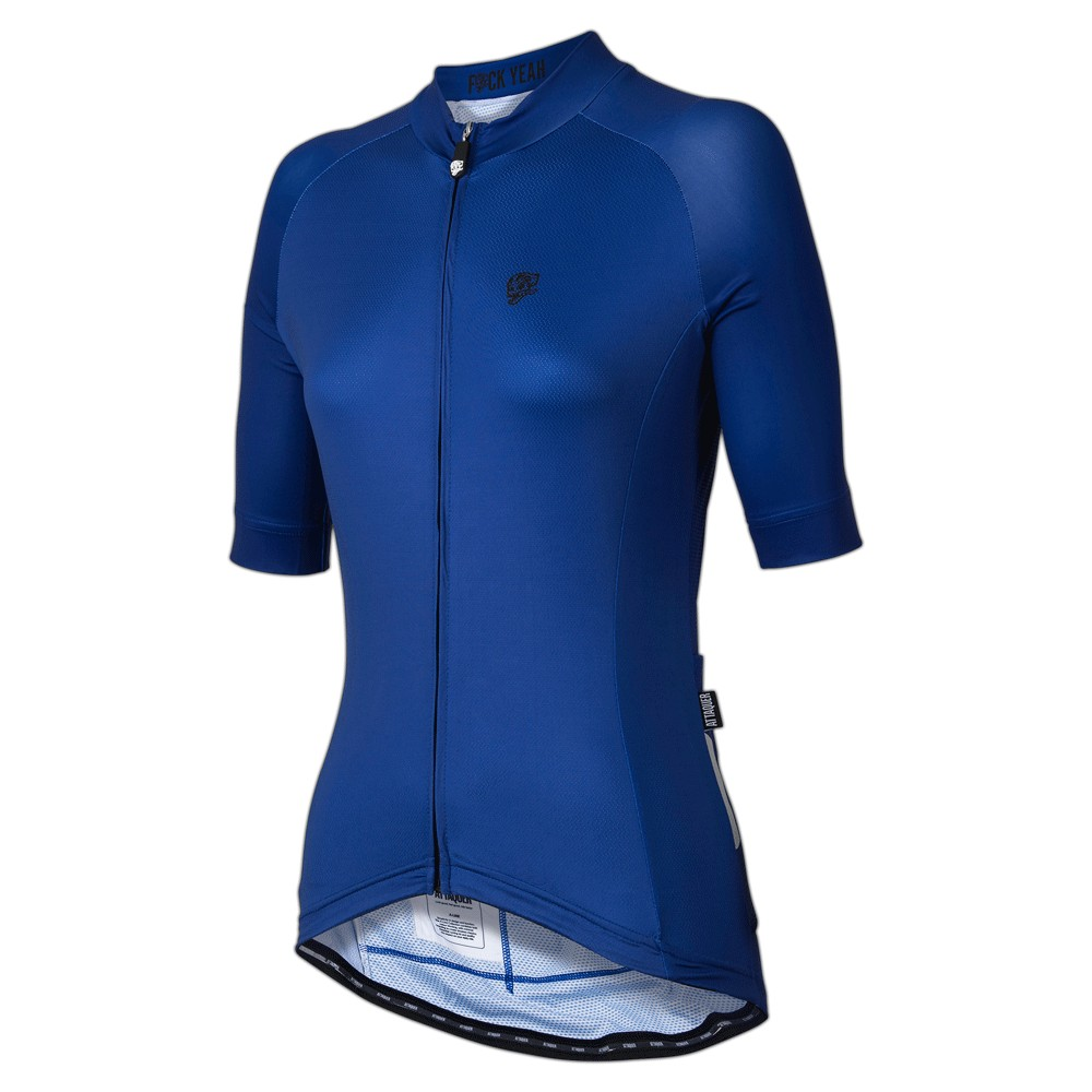 Attaquer A-Line Womens Short Sleeve Jersey