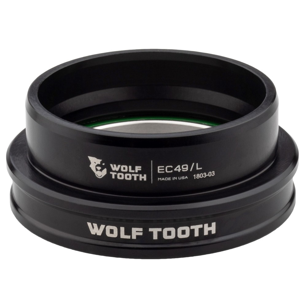 Wolf Tooth Components Precision External Cup Headset - Lower EC49/40