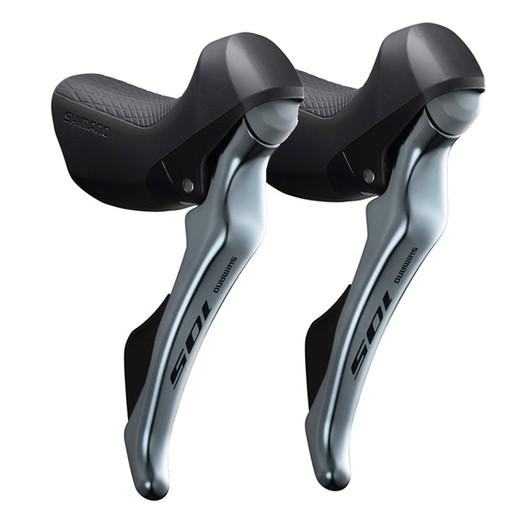 95b23f8457b Shimano 105 R7000 Double 11-Speed STI Levers, Pair | Sigma Sports