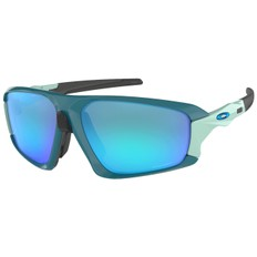 Oakley Field Jacket Sunglasses with Prizm Sapphire Lens