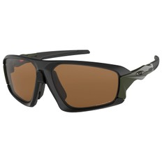 Oakley Field Jacket Sunglasses with Prizm Tungsten Polarized Lens