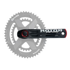 Rotor 2INpower Direct Mount Power Meter Crank Arms