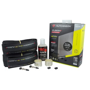 Hutchinson Fusion 5 Performance 11 Storm Tubeless Ready Kit