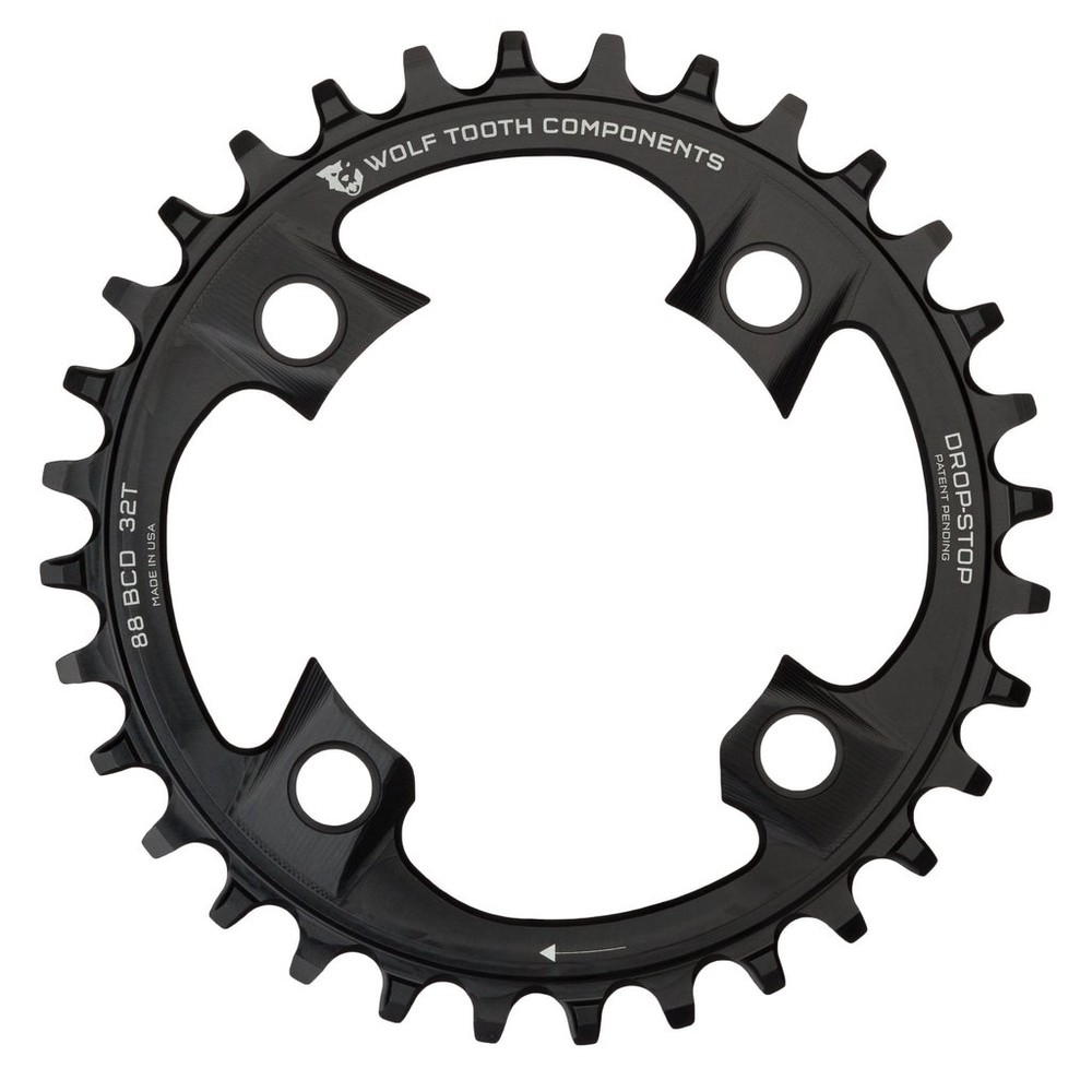 Wolf Tooth Components 88 BCD Chainring For Shimano XTR M985