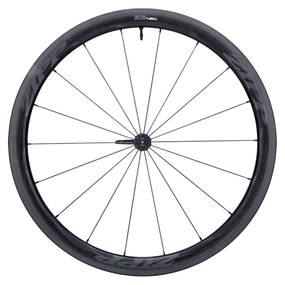 Zipp 303 NSW Tubeless Carbon Clincher Front Wheel 2019