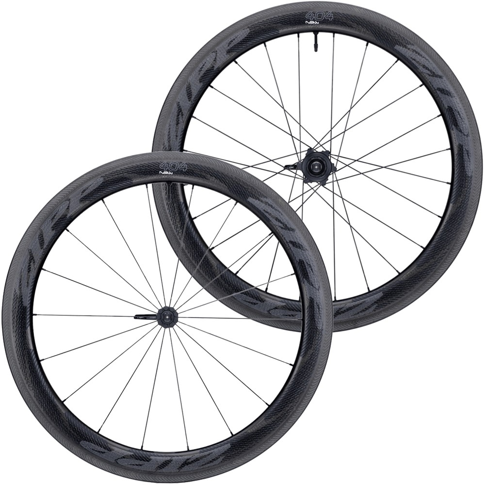 Zipp 404 NSW Tubeless Carbon Clincher Wheelset 2019