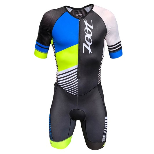 bd21e5862112f0 Zoot Limited Aero Short Sleeve Tri Suit | Sigma Sports