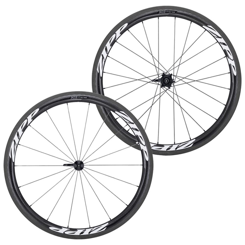 Zipp 303 Firecrest Carbon Clincher Wheelset 2019