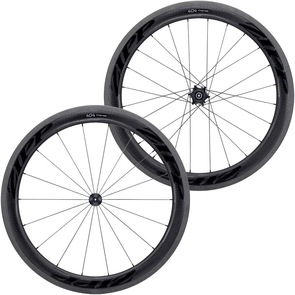 Zipp 404 Firecrest Carbon Clincher Wheelset 2019