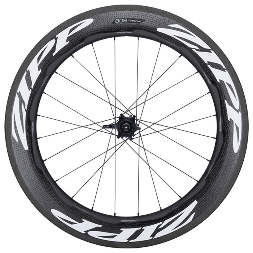Zipp 808 Firecrest Carbon Clincher Rear Wheel 2019