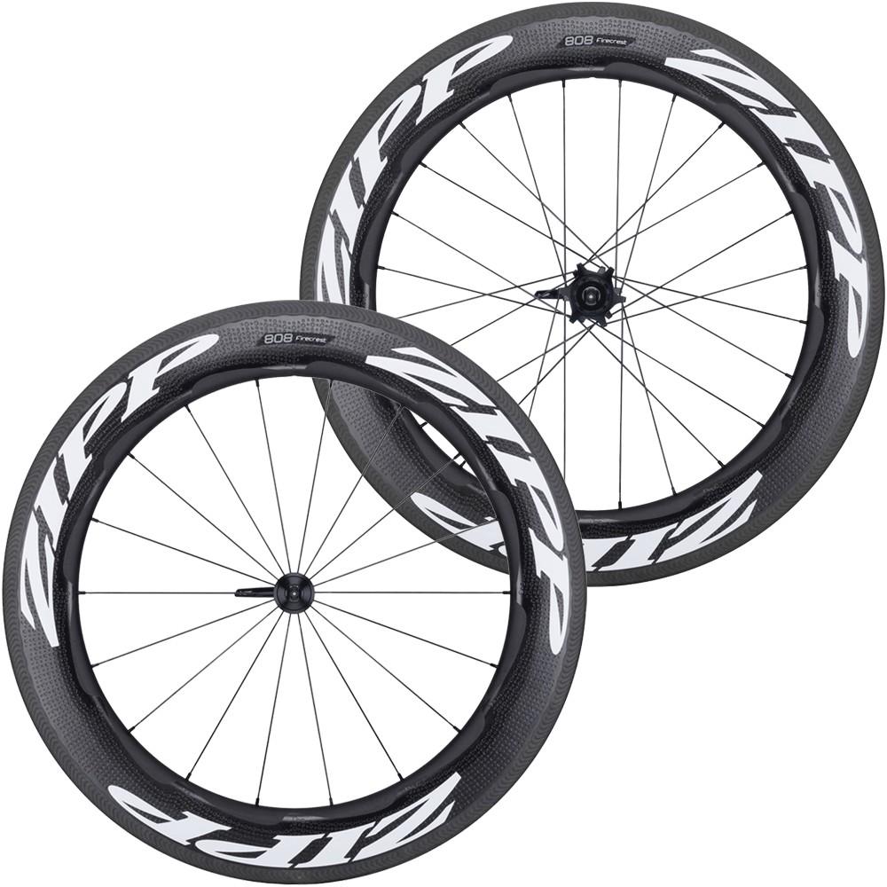 Zipp 808 Firecrest Carbon Clincher Wheelset 2019