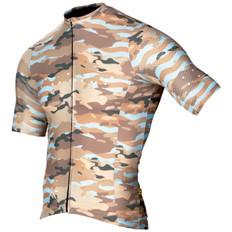 Pedla Wild Camo LunaFLY Short Sleeve Jersey