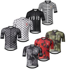 VOID Print Short Sleeve Jersey 2017