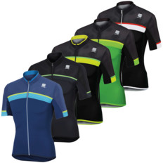 Sportful Pista Short Sleeve Jersey