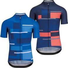 Assos Anthracite Short Sleeve Jersey