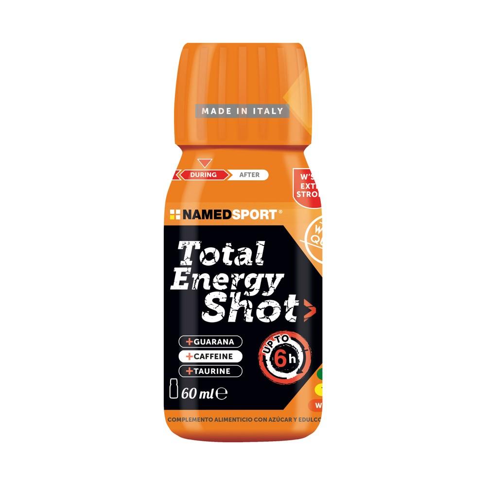 NAMEDSPORT Total Energy Shot 60ml With Caffeine