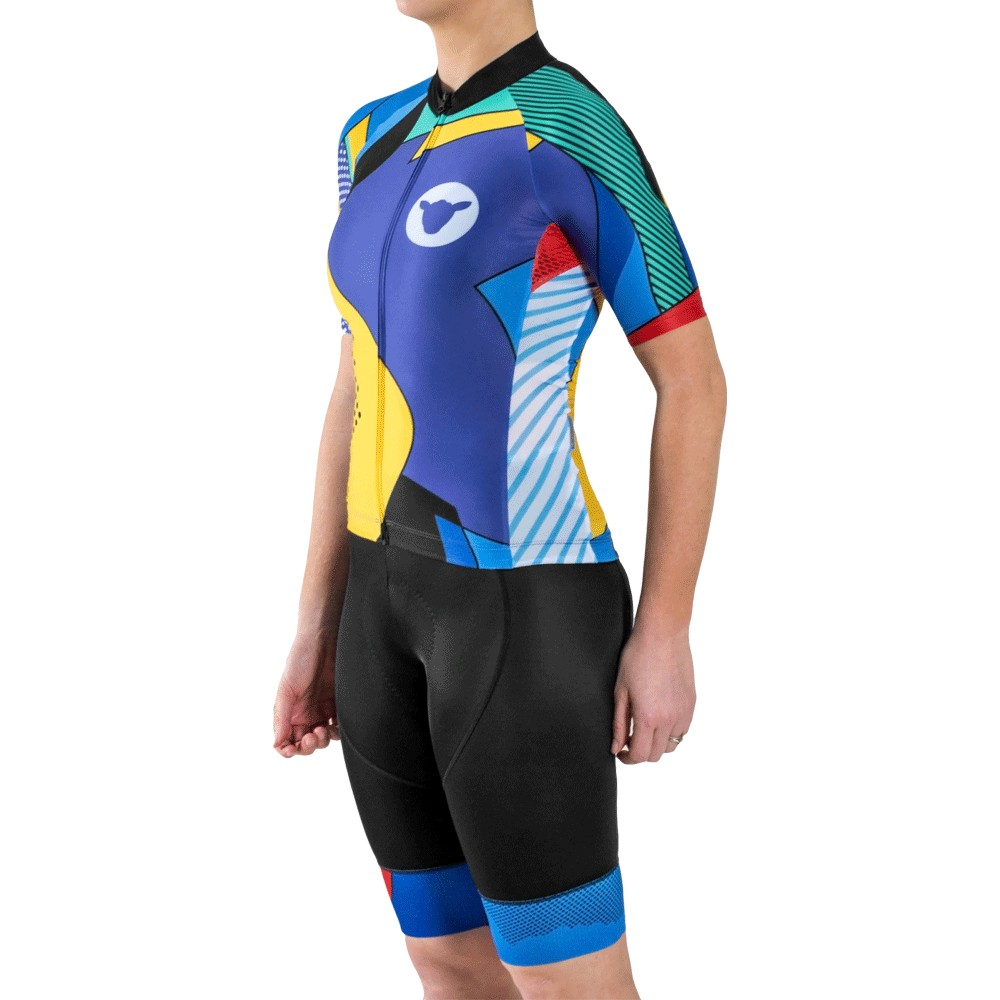 Black Sheep Cycling LIMITED WOW! Masterpiece Womens Full Kit