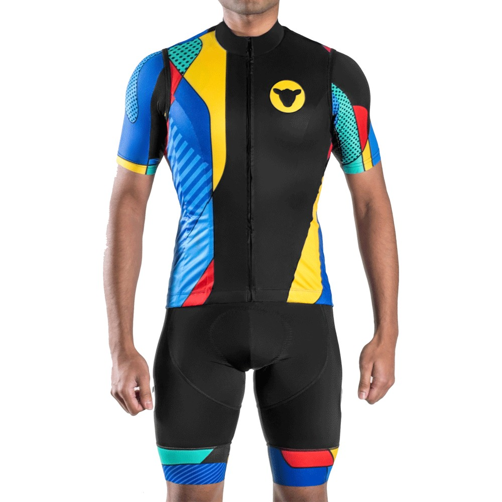 Black Sheep Cycling LIMITED WOW! Masterpiece Gilet