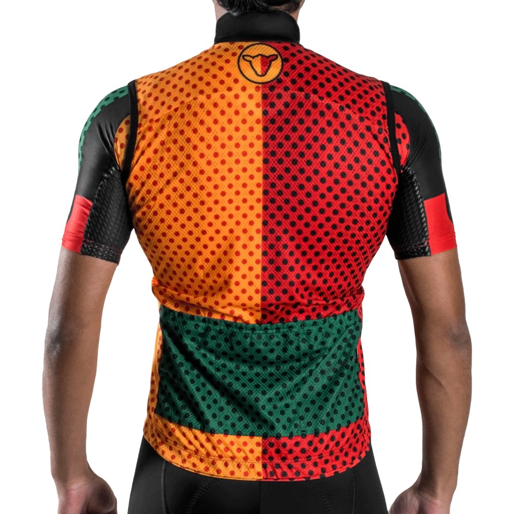 Black Sheep Cycling LIMITED WOW! Maybe Baby Gilet