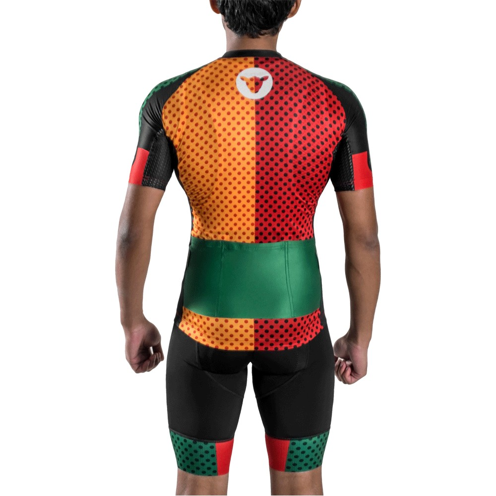 Black Sheep Cycling LIMITED WOW! Maybe Baby Full Kit