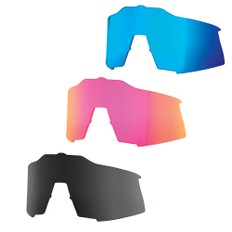 100% Speedcraft Replacement Mirror Sunglass Lens