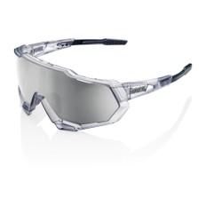 e65ea061f8 100% Speedtrap Sunglasses HiPER Silver Mirror Lens