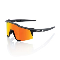 100% Speedcraft Sunglasses with HiPER Red Mirror