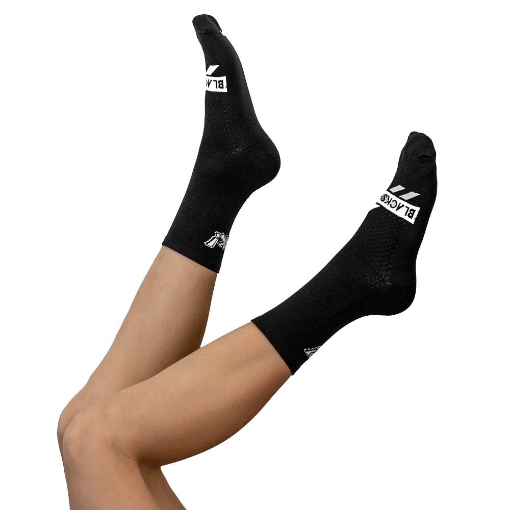 Black Sheep Cycling LIMITED WOW! Quote Socks