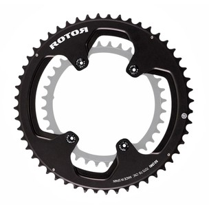 Rotor NoQ Round Four Bolt 110BCD Outer Chainring