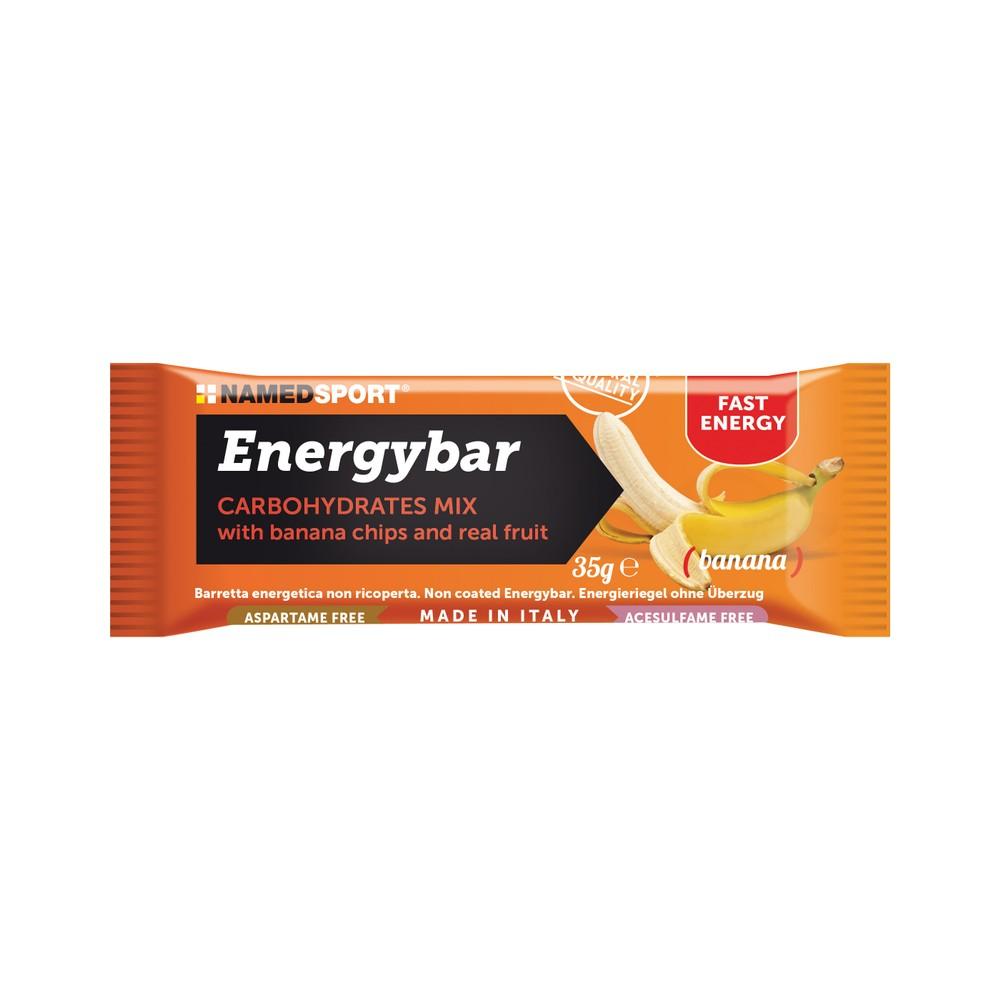 NAMEDSPORT Energy Bar Box Of 12 X 35g Bars