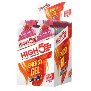High5 Energy Gel Plus With Caffeine Box Of 20 X 40g