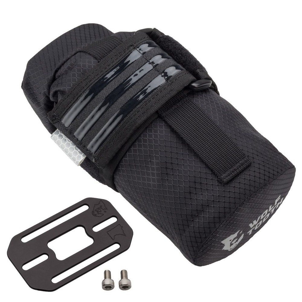 Wolf Tooth Components B-RAD Roll Top Dry Bag With Adapter Plate