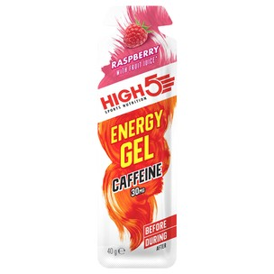 High5 EnergyGel Plus With Caffeine 40g