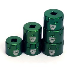 09805630eb5 Abbey Bike Tools Suspension Top Cap Sockets - Set of 6