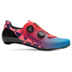 Specialized S-Works 7 Ltd Edition Red Hook Crit Road Cycling Shoes