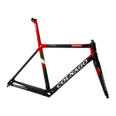 Colnago C64 Road Semi-Integrated Disc Frameset Team Edition (Sloping Geometry)