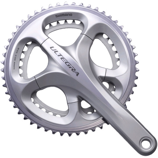 Shimano Ultegra 6700 10-Speed Chainset 53-39