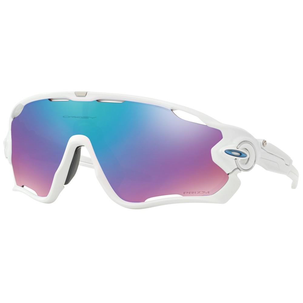 Oakley Jawbreaker Sunglasses With Prizm Sapphire Lens