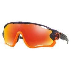 Oakley Jawbreaker Sunglasses with Prizm Ruby Lens
